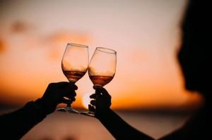 i consumi di vino e birra
